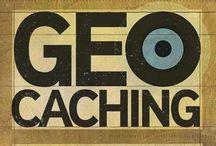 Geocaching Obsession / by Dapper Dan