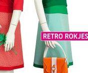 Pop Rok / Kleurrijke damesmode met een vintage randje.  Made in Holland.  www.poprok.nl
