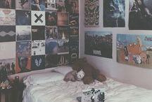 Badroom Wall. / Bedroom Wall Ideas/Tips/Inspiration.
