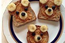 Creative food for kids - Kreatív ételek gyerekeknek