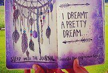 My Journal. / My Journaling ideas/inspirations.