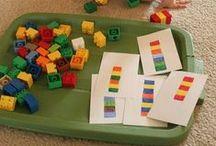 Learning the colours - Megtanulni a színeket / Creative games to learn colours - Kreatív játékok, hogy megtanuljuk a színeket
