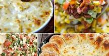 Party Food / A collection of recipes for any party!