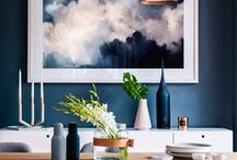Dream dining room / Ideas and inspiration for creating a dining room where the whole family want to gather, sit, and linger at the table.