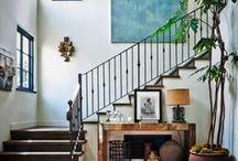 Entryway / Ideas and inspiration to create a welcoming and clutter free entrance to your home.