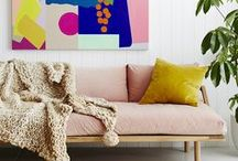 Sofa love / To perfect my small living room I am on the hunt for the world's most stylish sofa and comfiest couch.
