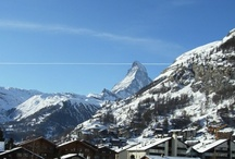 Travel Pins - Switzerland / Images of Our World for Our World