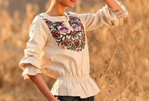 Tops & blouses / by Vicky Swanmarks