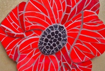 Poppies - lest we forget .... Remembrance Day / We will remember them ...
