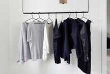 C L O S E T / Closet spaces that inspires me ...... / by B R I T T N E Y †  C O U N C I L
