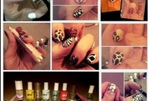 Nail art :) / My nail art. Some are my original designs, while others have been inspired by others.