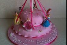 Disney Princes Cake