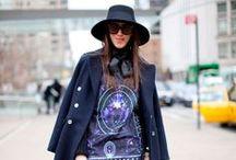 S T R E E T / C O U T U R E / Couture street style...