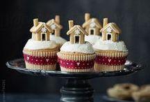Bożonarodzeniowe słodkości ❄ / Cookies, cakes and other sweets for Christmas