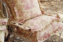 Decor...TOILE of every color