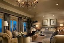 Nice warm cozy bedrooms
