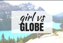Travel | GIRL VS GLOBE / A collection of the best articles from my travel blog, www.girlvsglobe.com.