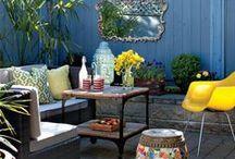 Garden Ideas / by Marie Greenwood