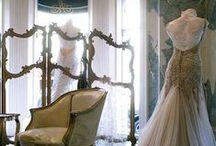 N U Z I A L E / Bridal Gowns by designers J'Aton Couture, Leah De Gloria, Vera Wang, Naeem Khan, Oscar De La Renta, Houghton, Kelly Faetanini, Cocoe Voci, Austin Scarlet..... / by B. C O U N C I L