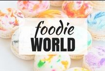 Travel | FOODIE WORLD / The best food and restaurants from all over the world! If you're a travel foodie, this is the board for you. Come here to enjoy international recipes, exotic food and foreign dishes.