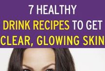 Healthy Recipes / A healthy diet is essential for clear, beautiful skin.