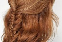Hair Dos / Cool hair styles and tips and tricks for beautiful, healthy hair.