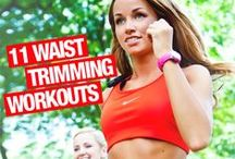 Fitness / Work out tips to get toned and fit.
