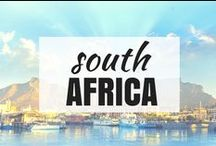 Travel | SOUTH AFRICA / Photos from around South Africa and especially Cape Town :)