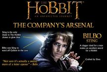 The Hobbit/Lord Of The Rings