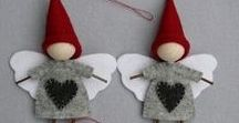 Christmas decor and crafts / Christmas decoration and crafts