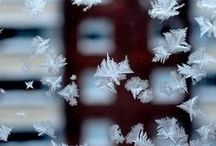 Snowflakes / Every snowflake is unique. So are we