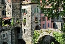 Places I would like to visit / Villages, towns, forest, countries... I wish I could visit some day
