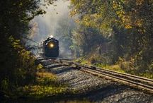 Stand by me / Travelling with train!