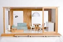 Doll House Ideas / by Michelle Cabrera Diaz (AKA Kira Amalthea)
