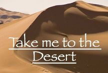 Take me to the desert / To get lost is to learn the way, a walk in the Sahara