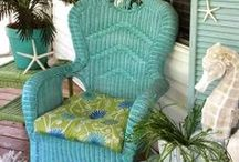 WICKER touches