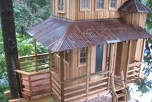 GARDEN > tree house