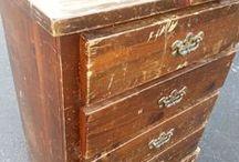 Old Dresser Blues? / Repurpose the pieces