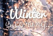 Winter is coming *.*