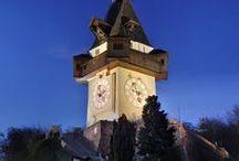 Graz / Graz is the capital of Steiermark. With 282.500 citizens, it's the second largest city in the Austrian Republic --- Graz ist die Landeshauptstadt der Steiermark und mit etwa 282.500 Einwohnern die zweitgrößte Stadt der Republik Österreich --- Το Graz είναι η πρωτεύουσα του νομού Steiermark και με περίπου 282.500 κατοίκους η δεύτερη μεγαλύτερη πόλη της Αυστρίας.