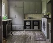 Laundry Rooms / Get inspired with Merillat laundry rooms that are as beautiful as they are functional.