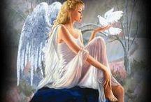 Animacje Aniołki