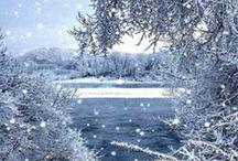 Animacje pory roku - zima
