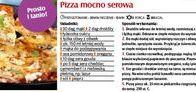 Przepisy kulinarne - pizze
