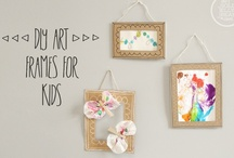 kid projects / by Trisha Brunner