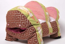 Creations Textiles / by Sophie Ateliers Reinette