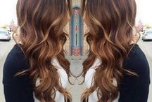 long hair don't care / by Niva Leu