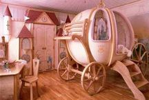Kids room / What I wish I had as a kid!! / by Tanya Stewart