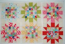 Scrappy / busy fabulous quilts!
