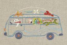 Stitchy / Embroidery & Knitting Ect